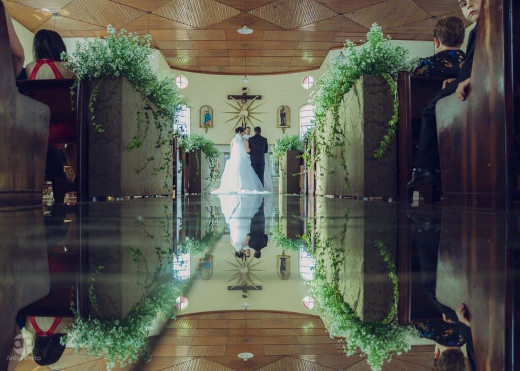 Cerimônia de Casamento Estúdio Anilton Prêto